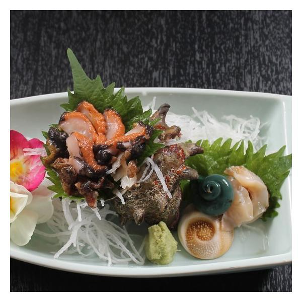 活えぞあわび養殖(韓国産)活ざざえ各3個入〔海水入酸素入]〔送料無料〕9種類のカラーレシピ&保存方法付なのでご家庭で料理できます それに100%活きたまま|marukatsu-onjuku11|05