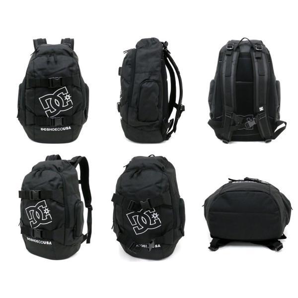 リュック メンズ リュック レディース 男女兼用 17 WOLFBRED 大容量 22.5L 通勤 通学 軽量 鞄 DC SHOES ディーシーシューズ