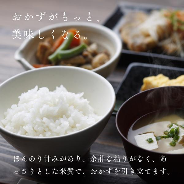 新米 米 5kg×2袋 10kg お米 北海道ななつぼし もせうし産 10kg 白米 30年産 送料無料|marukichikayano|02