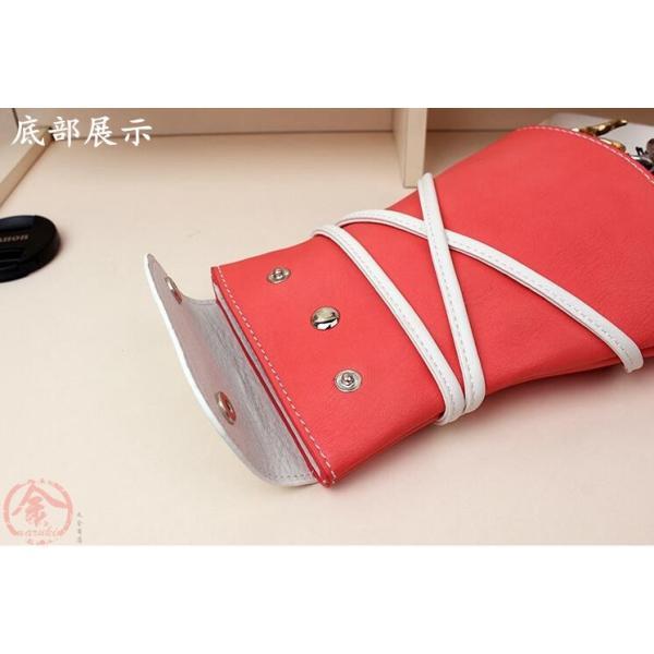 シザーケース 美容師 ペット カット用品 シザー 上質PU革 トリマー シザーバッグ 5丁入 理美容シザーケース 多機能 大容量 送料無料|marukinsyouten|13