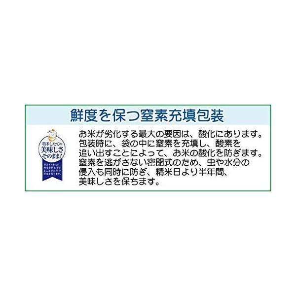 令和元年産 窒素充填ゆうパケット(メール便)配送 北海道産 無洗米 ななつぼし 2合(300g)×1袋 ハーベストシーズン 精米HARVES|marumarumaru|02