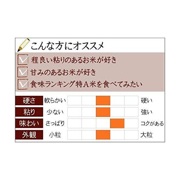 令和元年産 窒素充填ゆうパケット(メール便)配送 北海道産 無洗米 ななつぼし 2合(300g)×1袋 ハーベストシーズン 精米HARVES|marumarumaru|05