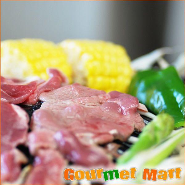 生ラム ジンギスカン(BBQ バーベキュー)焼き肉 焼肉セット