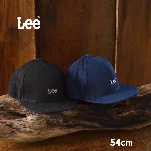 29a4812da036b0 メール便不可 リー 9185369-MG Leeデニムロゴキャップ キッズ ベビー 帽子 ぼうし ファッション