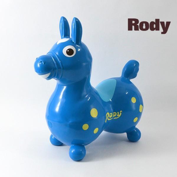 メール便不可 ロディ 4582294720094-MG ノンフタル酸ロディ本体(ブルー)正規品 キッズ ベビー おもちゃ オモチャ 玩具 乗り物 人形 RODY 7009022