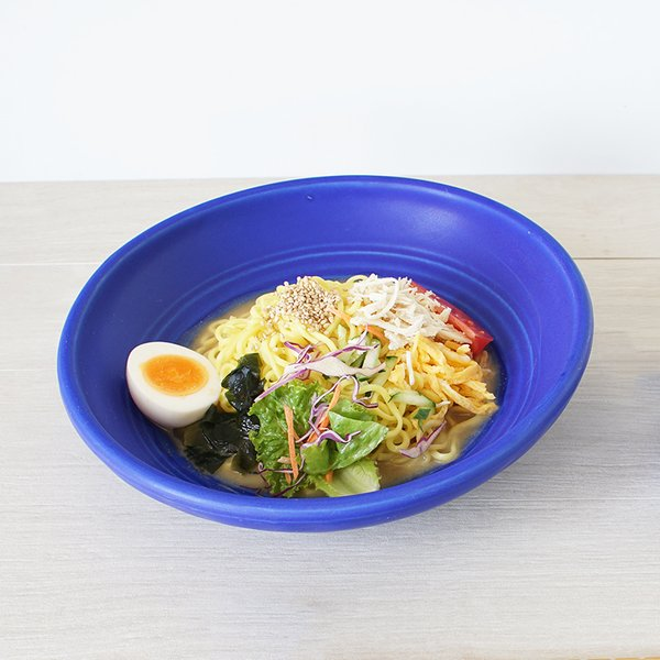 大鉢 ボウル皿 26cm浅鉢 珊瑚礁シリーズ|marumotakagi|02