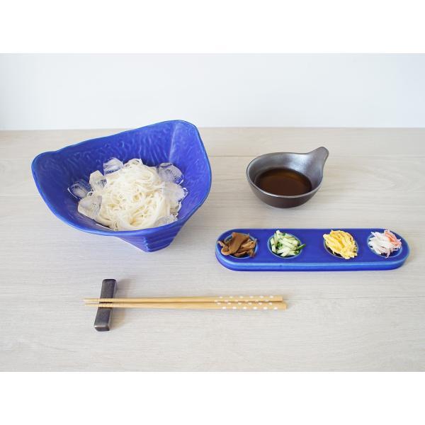 箸置きおしゃれな陶器 箸置 黒銀彩シリーズ|marumotakagi|05