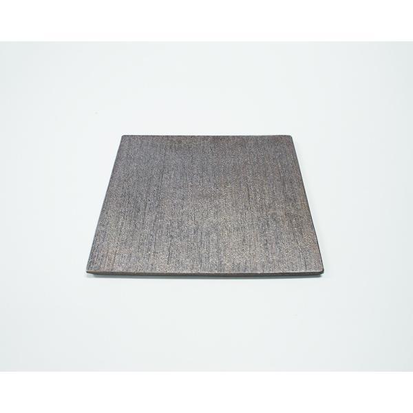 角皿 中皿 フラット21cm正角皿 高峰シリーズ|marumotakagi