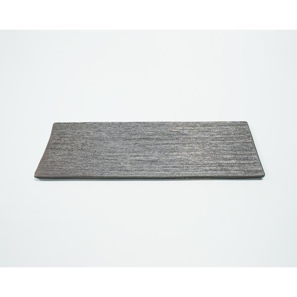 角皿 大皿 フラット30cm長角皿 高峰シリーズ|marumotakagi