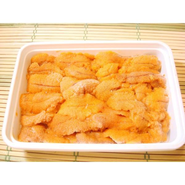 うに100g(生食用) ウニ 雲丹|marunaka|03