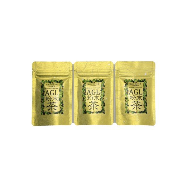 AGL粉末茶 30g×3パック 約3ヶ月分|marunou