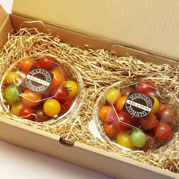 ミックストマト 200g×2パック 山梨県産|marunou
