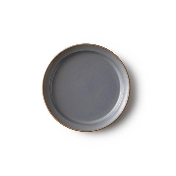 Edge Line エッジライン プレートSグレー 北欧 洋食器 陶器 シンプル モダン お洒落 ギフト プレゼント maruri-tamaki