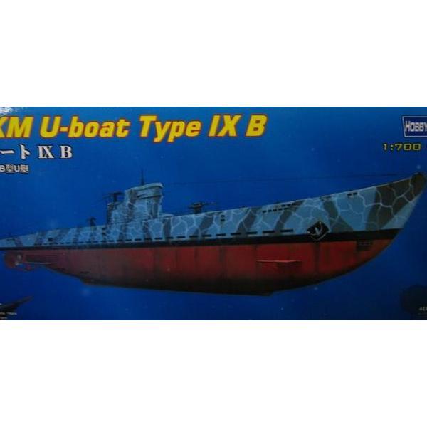 1/700 UボートタイプIX B 87006