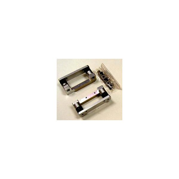 TRK フローティングマウント 21用 モノ用(V艇)【ラジコンボートパーツ/エンジンマウント】