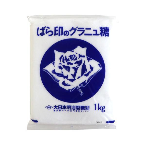グラニュー糖 1kg/ばら印