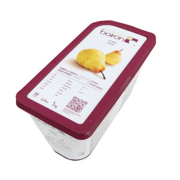 ボワロン 冷凍ピューレ ポワール 1kg(クール便)【F】洋なし