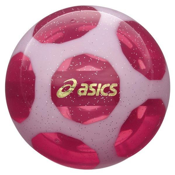 (アシックス)パークゴルフ ハイパワーボールX-LABOハード レッド|marushinnet