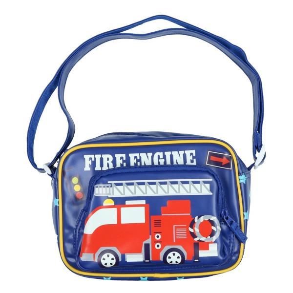 【子供服】 Kids Foret (キッズフォーレ) 働く車通園バッグ・鞄・ショルダーバッグB11667|marutaka-iryo|03