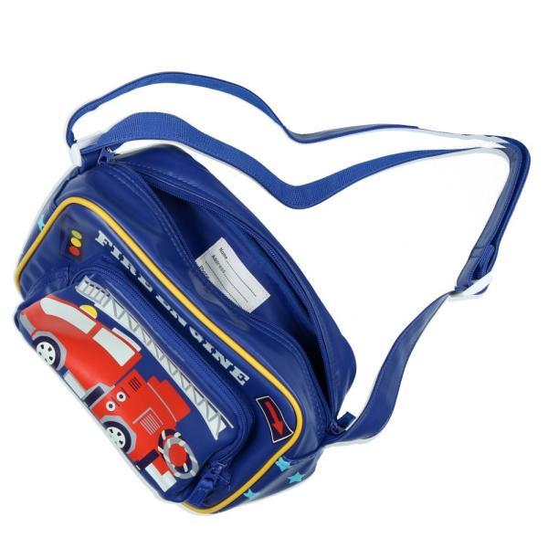【子供服】 Kids Foret (キッズフォーレ) 働く車通園バッグ・鞄・ショルダーバッグB11667|marutaka-iryo|05