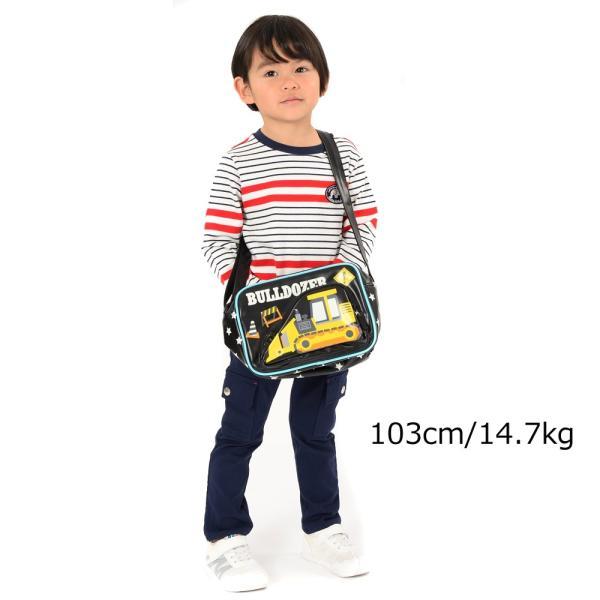 【子供服】 Kids Foret (キッズフォーレ) 働く車通園バッグ・鞄・ショルダーバッグB11667|marutaka-iryo|06