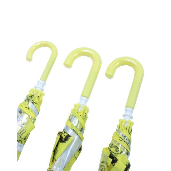 【子供服】 moujonjon (ムージョンジョン) 動物・お花柄窓付かさ・傘 SS〜M B81844|marutaka-iryo|04