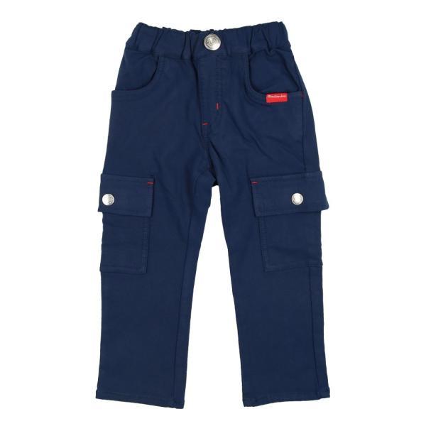 【子供服】 moujonjon (ムージョンジョン) のびふわツイルカーゴパンツ 80cm〜130cm M11000|marutaka-iryo|02