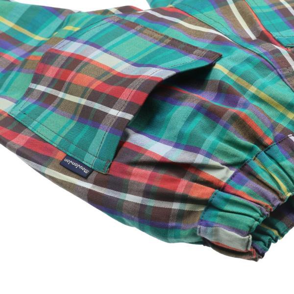 おそろい:キッズ 子供服 moujonjon (ムージョンジョン) チェック柄・無地パンツ 80cm〜140cm m13007|marutaka-iryo|08