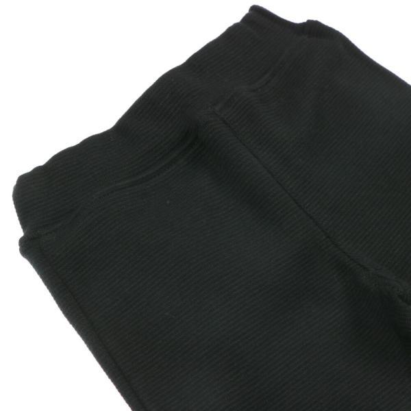 子供服 moujonjon (ムージョンジョン) 日本製ロゴ刺繍入りリップルフライスパンツ 80cm〜140cm M57004|marutaka-iryo|09