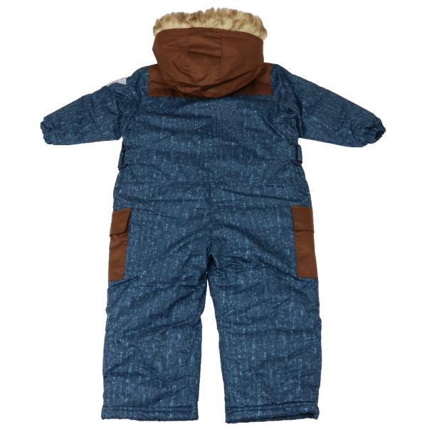 30%OFF:子供服 moujonjon (ムージョンジョン) デニム風スノーコンビ・スキーウェア 90cm〜120cm M60191 marutaka-iryo 04