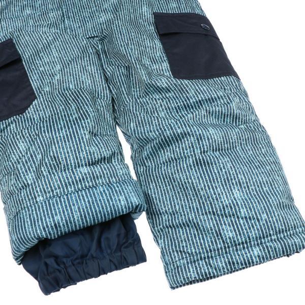 30%OFF:子供服 moujonjon (ムージョンジョン) デニム風スノーコンビ・スキーウェア 90cm〜120cm M60191 marutaka-iryo 10