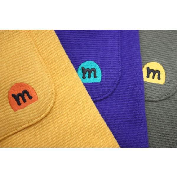 moujonjon (ムージョンジョン) 日本製リップルフライスストレートカラーパンツ 80cm〜130cm M61081|marutaka-iryo|04
