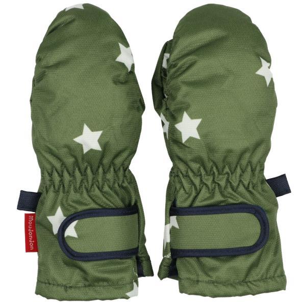 クーポン対象:30%OFF:【子供服】 moujonjon (ムージョンジョン) デニム風・ノルディック・星柄スノーグローブ・手袋 S,M M61891 marutaka-iryo 06