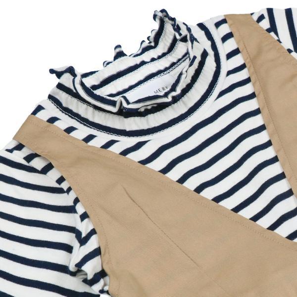 20夏セール キッズ 子供服 WILL MERY (ウィルメリー) トレンチ風ワンピース 80cm〜130cm n22301 marutaka-iryo 09