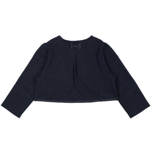 20春セール フォーマル: 子供服 WILL MERY (ウィルメリー) チェック柄・無地プチフォーマルジャケット 80cm〜130cm N22401|marutaka-iryo|04