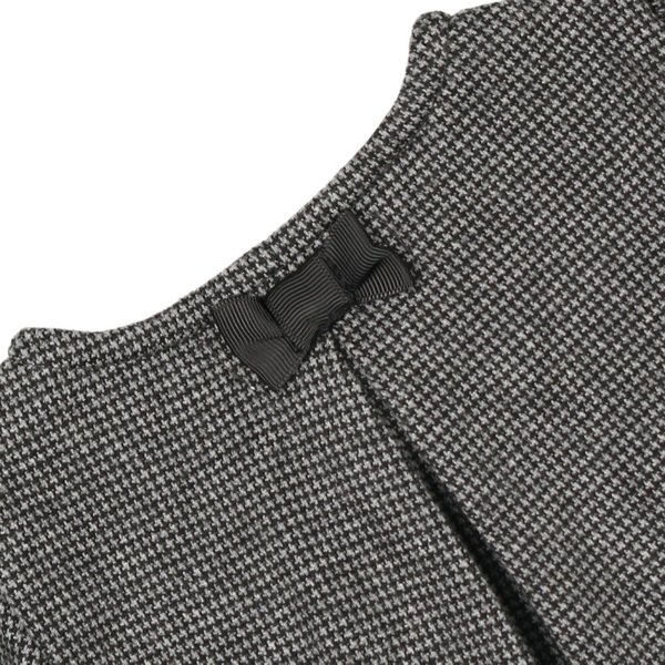 20春セール フォーマル: 子供服 WILL MERY (ウィルメリー) チェック柄・無地プチフォーマルジャケット 80cm〜130cm N22401|marutaka-iryo|06