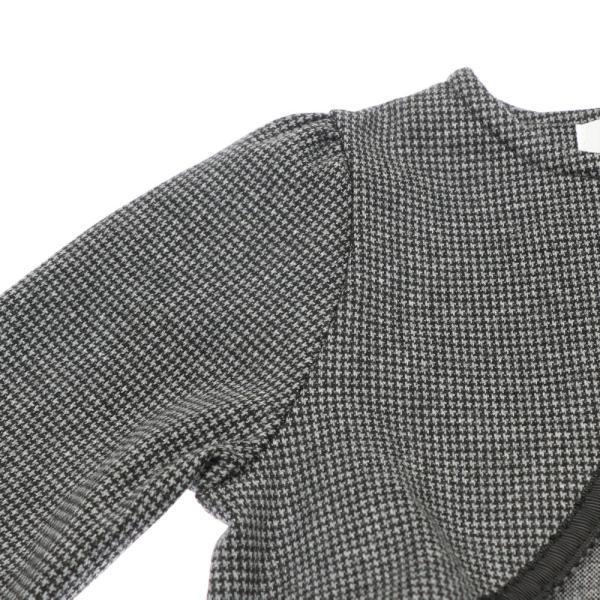 20春セール フォーマル: 子供服 WILL MERY (ウィルメリー) チェック柄・無地プチフォーマルジャケット 80cm〜130cm N22401|marutaka-iryo|07