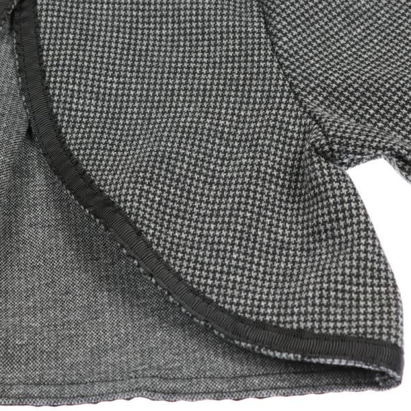 20春セール フォーマル: 子供服 WILL MERY (ウィルメリー) チェック柄・無地プチフォーマルジャケット 80cm〜130cm N22401|marutaka-iryo|09