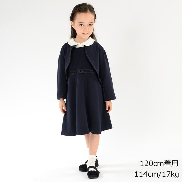 20春セール フォーマル: 子供服 WILL MERY (ウィルメリー) チェック柄・無地プチフォーマルジャケット 80cm〜130cm N22401|marutaka-iryo|10