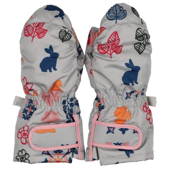 子供服 Mialy mail ミアリーメール 防水加工北欧柄エステルスノーグローブ・手袋・ミトン S,M N97850 marutaka-iryo 02