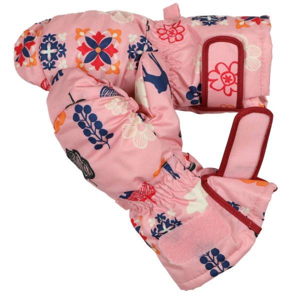 子供服 Mialy mail ミアリーメール 防水加工北欧柄エステルスノーグローブ・手袋・ミトン S,M N97850 marutaka-iryo 05