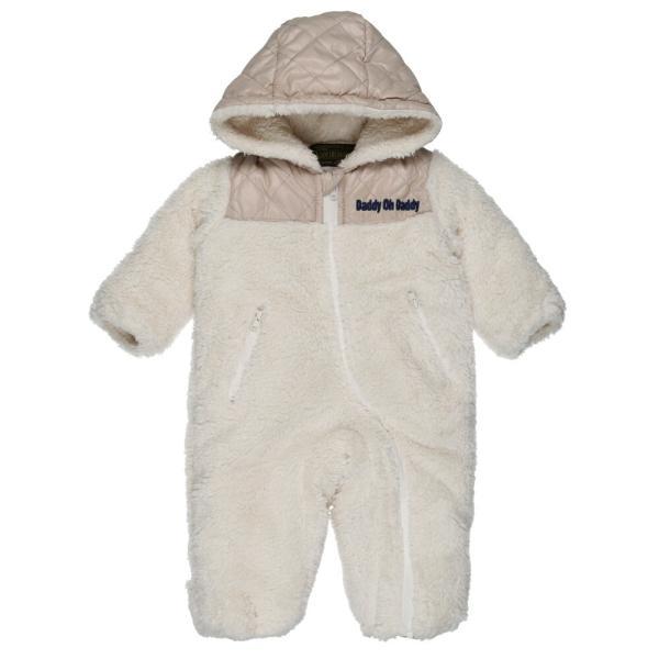 子供服 Daddy Oh Daddy ダディオダディ ボアカバーオール・ジャンプスーツ 70cm,80cm V50711|marutaka-iryo|02