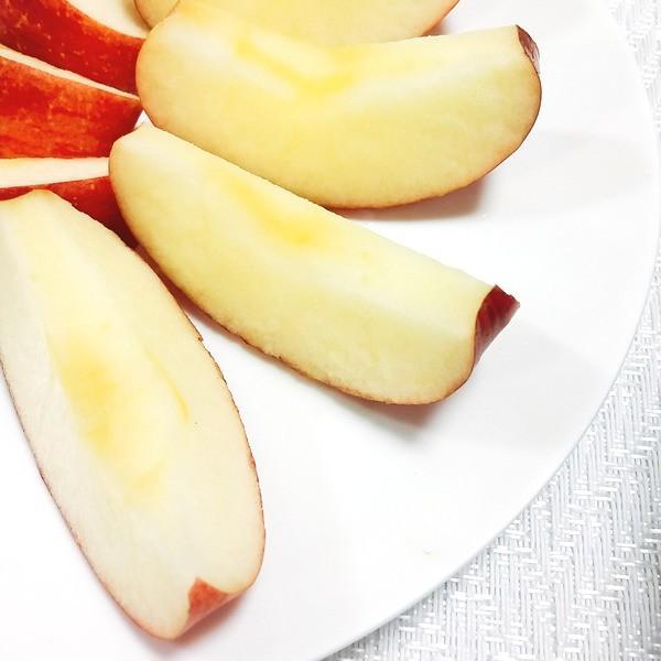 フルーツ りんご サンふじ Cランク 家庭用 約5kg 訳あり 12玉〜18玉 長野県産 リンゴ CA貯蔵  糖度13度以上 送料無料  [クール便]|marutomi-s|03