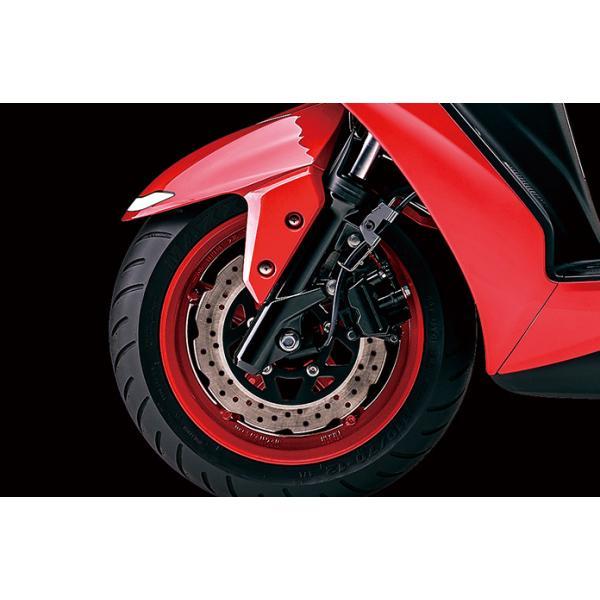 新車 YAMAHA ヤマハ シグナスX CYGNUSX 125cc スクーター バイク 原付二種 ブラックメタリック ブラック 黒 marutomiauto0103 07