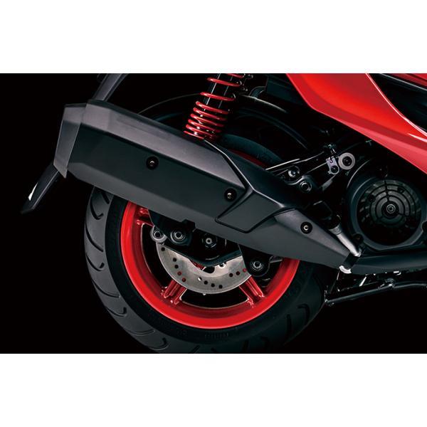 新車 YAMAHA ヤマハ シグナスX CYGNUSX 125cc スクーター バイク 原付二種 ブラックメタリック ブラック 黒 marutomiauto0103 08