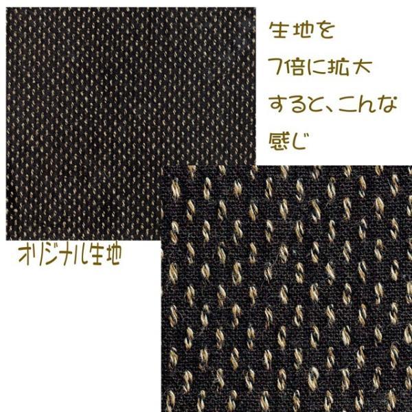 半纏 袖なし 日本製 高級刺し子の羽織 ポイント2倍 121-1803 メンズ はんてん 男性用・ 袢纏・おしゃれ・綿入れ・どてら・ちゃんちゃんこ・大きい・綿入れ|marutoyo0122|04