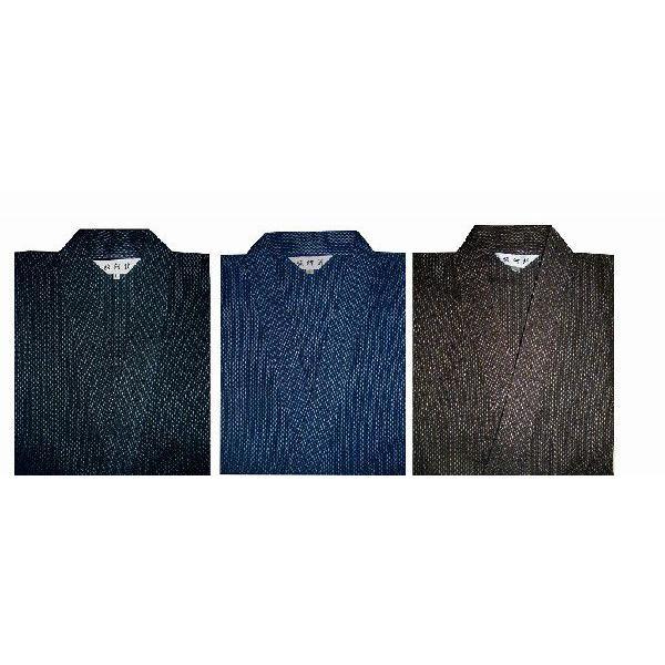 作務衣 メンズ 141-1803 厚手・日本製 送料無料 ポイント2倍 おしゃれ  高級 本格 紳士・男性用・大判 部屋着 ルームウェア 贈り物|marutoyo0122|02