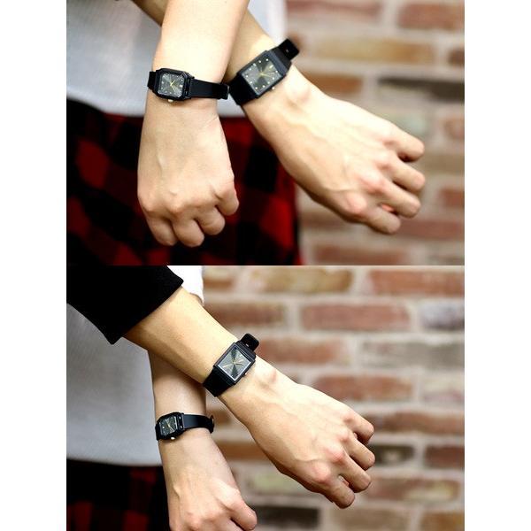 ペアウォッチ カシオ クオーツ 腕時計 MQ38-1A LQ142E-1A|marutto-markets|03