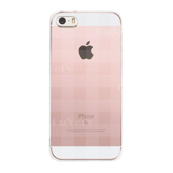 iPhone5/5S/SE ハードスマホケース キンガム チェック|marutto-markets|02