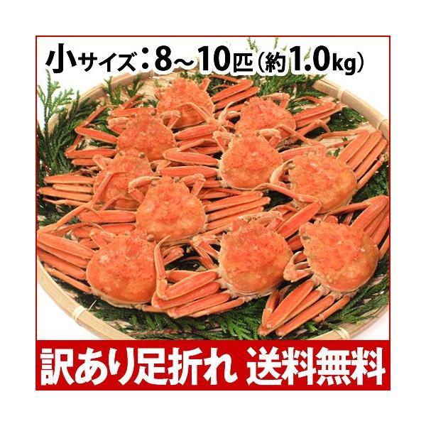 (石川県橋立産)訳あり足折れ&サイズ混合 茹で香箱蟹/せいこ:小サイズ8〜10匹 約1.0kg 詰め合せ|maruya